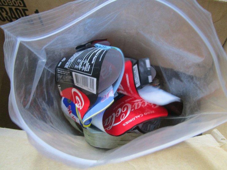 Laminates recycling Plastikan sa Sunday